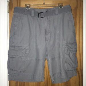 Men's Mossimo Supply Co. Cargo Shorts w/ Belt NWOT